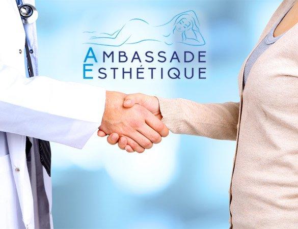 Bienvenue-Ambassade esthétique