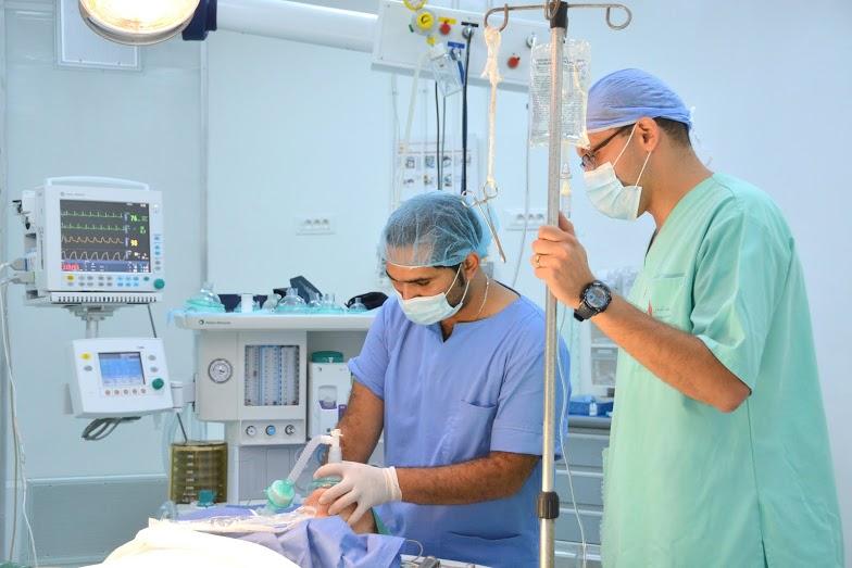 Nos cliniques-Opération