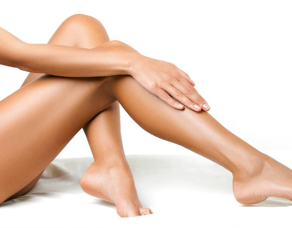 Lipostructure des jambes